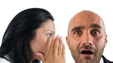 Pri ogovarjanju drugih (na delovnem mestu) gre pravzaprav za izmenjavo informacij in ocenjevanje lastne vrednosti