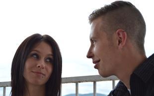 Renato Lužar (Ljubezen po domače) o tem, kako je sprejel, da je bila njegova Tamara Korošec go-go plesalka!