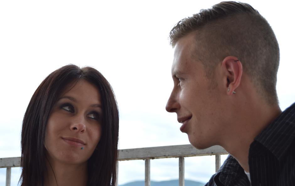 Renato Lužar (Ljubezen po domače) o tem, kako je sprejel, da je bila njegova Tamara Korošec go-go plesalka! (foto: Aleš Rod)