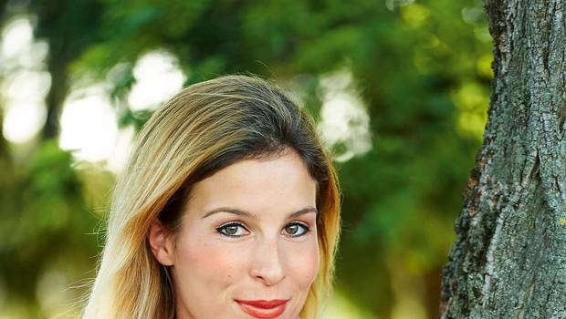 Lea Mederal Gams: Na Triglav raje bosa kot v petkah (foto: Ana Kregar)