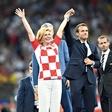 Kolinda Grabar Kitarović - od mesarjeve hčere do hrvaške države