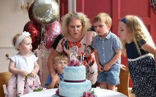 Louise Brown (prvi otrok iz epruvete) v sredo, 25. julija, praznuje 40 let!