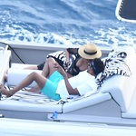 Poglejte si, kje na počitnicah uživata Beyonce in Jay Z (foto: Profimedia)