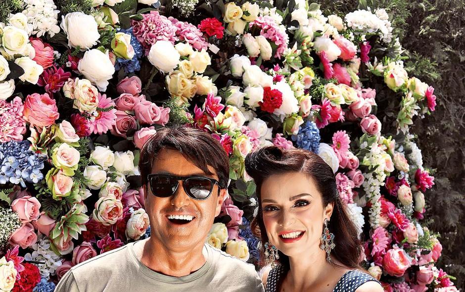 Natalija Verboten: 800 cvetlic le zanjo (foto: Tibor Golob)