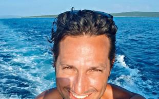 Jernej Tozon je fantovskem dopustu lovil morske deklice!