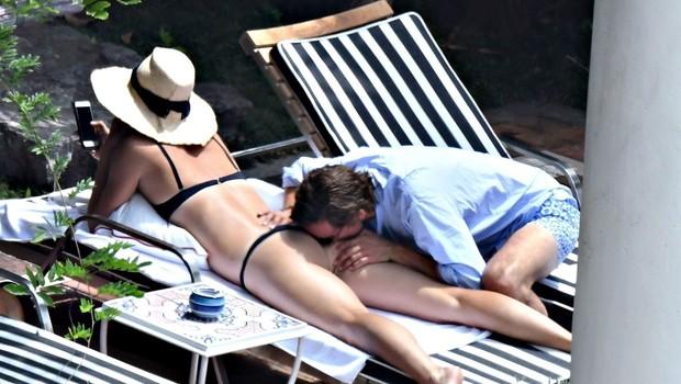 Marija Šarapova na počitnicah uživa v intimnih trenutkih (foto: Profimedia)