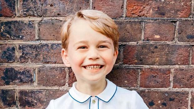 Princ George je praznoval 5. rojstni dan (foto: Profimedia)