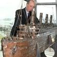 Cameron se pridružuje iniciativi za odkup predmetov s Titanika
