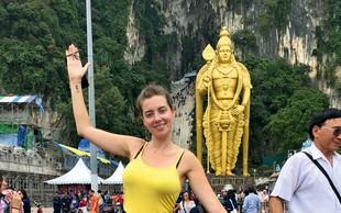 Jasmina Kandorfer: Voditeljica, ki ne hodi na dopust