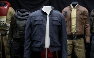 Za jakno Hana Sola bi na londonski dražbi lahko iztržili tudi do milijon funtov