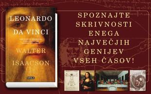 Fascinantna biografija enega največjih genijev vseh časov Leonarda da Vincija!