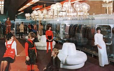 V prvi blagovnici pri nas nakupovala tudi Tito in Jovanka