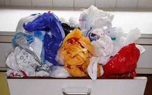Plastične vrečke, ki močno ogrožajo čilsko okolje, so zakonsko prepovedali