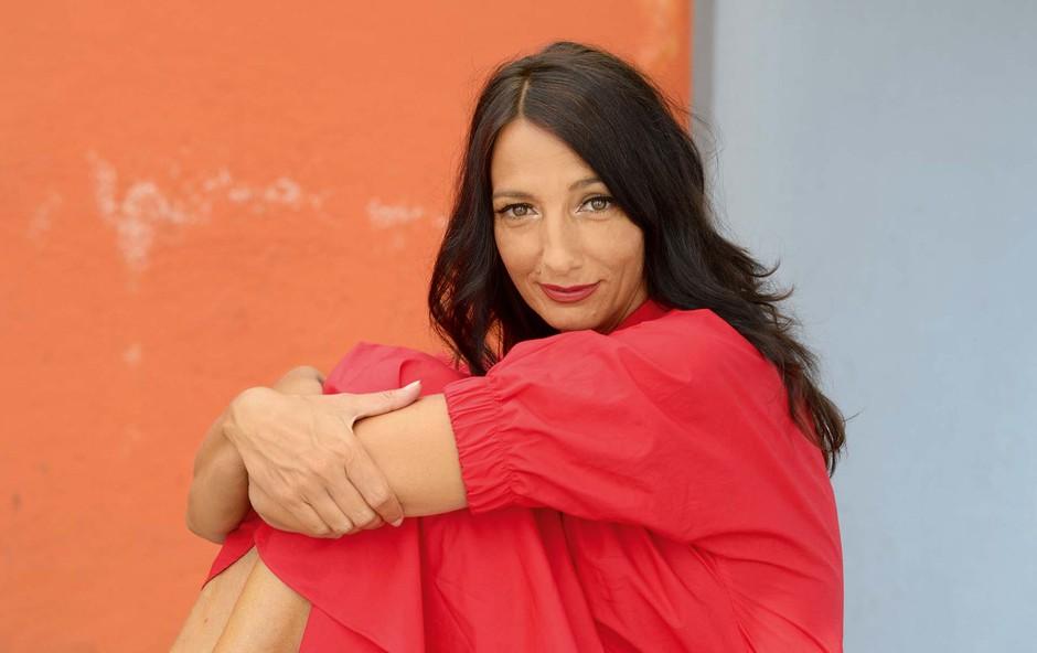 Vesna Milek: Moja bolečina je moja preobčutljivost (foto: Primož Predalič)