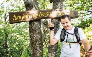 Andrej Težak Tešky: Družili so se komiki in hribolazci