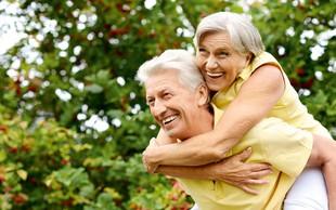 O staranju: Starost naj bo tista, ki pobira sadove
