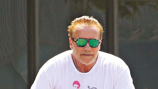 Arnold Schwarzenegger seksa petkrat na dan! (foto: Profimedia)