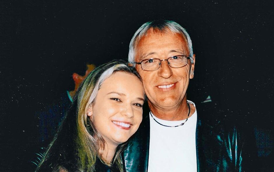 Ylenia & Oliver Dragojević: Zadnji duet glasbenega velikana (foto: Lidija Mataja)