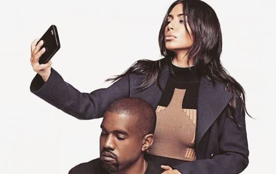 Požrešni Kanye West postaja biljarder? (foto: Instagram)