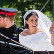 Zakaj se je princ Harry po poroki tisočkrat zahvalil mojstru ličenja, ki je naličil Meghan Markle?