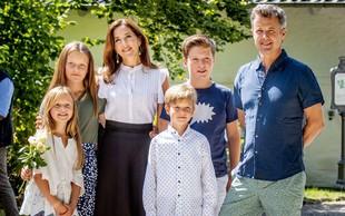 Danska princesa Mary in njena ljubezen na prvi poglede