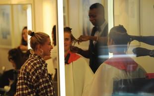 Justin Bieber se je odločil narediti spremembo, adijo neurejeni lasje