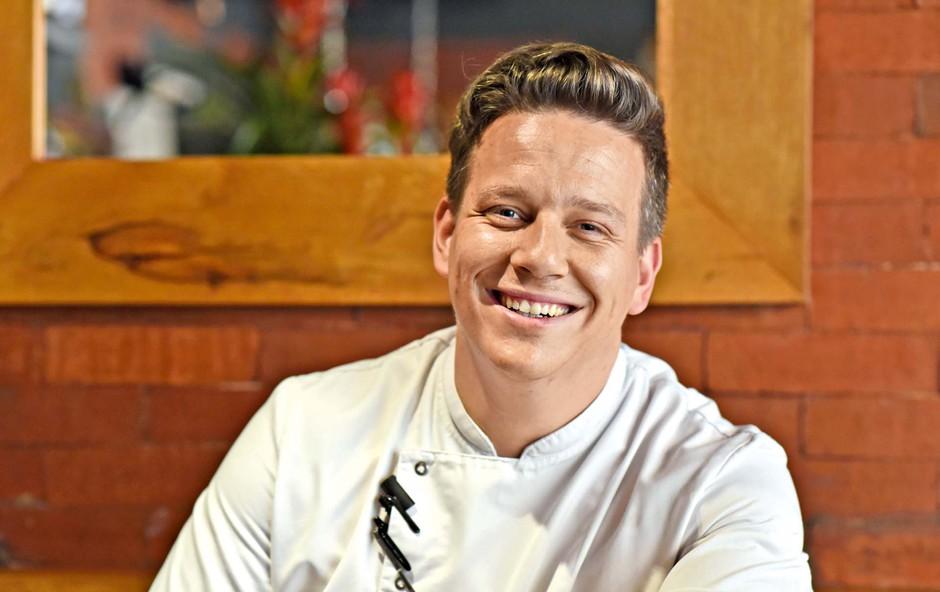 Jorg Zupan, kuharski mojster: Kot sodnik bi bil preveč popustljiv (foto: Igor Zaplatil)