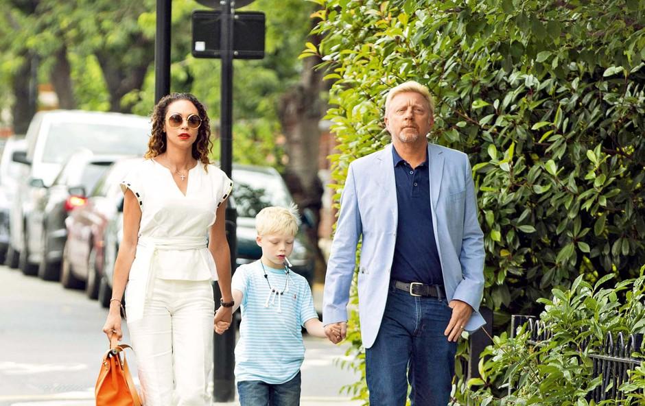 Boris Becker je nagovoril varuško, da vohuni za ženo (foto: Profimedia)
