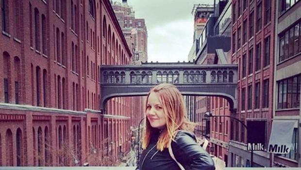 Tanja Kocman pobegnila pred poletjem (foto: Instagram)