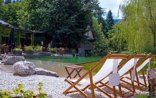 Eko resort - razvajanje v neokrnjeni naravi!
