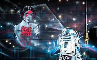 Poziv igralcev: Carrie Fisher naj dobi svojo zvezdo na Pločniku slavnih