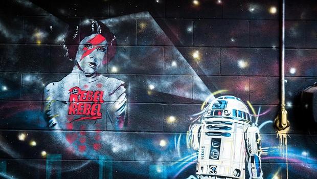 Poziv igralcev: Carrie Fisher naj dobi svojo zvezdo na Pločniku slavnih (foto: Profimedia)