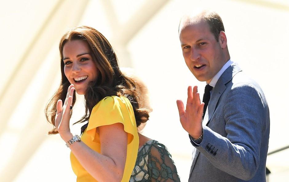 Skrbno varovana skrivnost je razkrita: Znano je, kje počitnikujeta vojvodinja Kate in princ William! (foto: Profimedia)