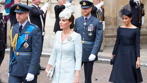 Kate Middleton in Meghan Markle imata poseben trik, ki jima pomaga, da vedno ostaneta dami (foto: Profimedia)