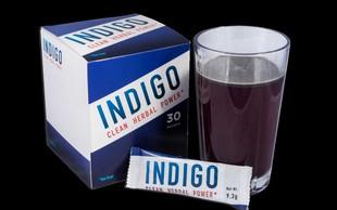 Indigo Energizer - 100% naravna energijska pijača