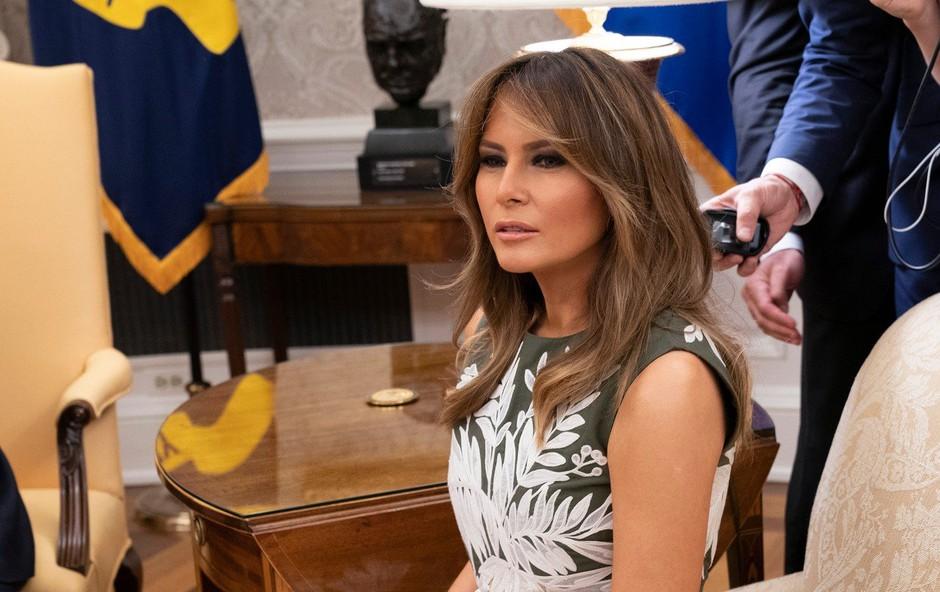 """Omarosi Manigault Newman: """"Melania samo čaka, da se Donaldu izteče mandat, nato pa bo sledila ločitev."""" (foto: Profimedia)"""