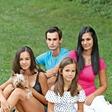 Družina Primoža Peterke: Nesreča hčerke Stele jih je še bolj povezala
