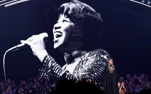 Znani glasbeniki se bodo s koncertom poklonili Arethi Franklin