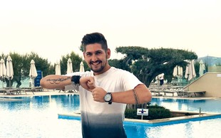 Miha Novak (Čuki): Glasbenik dočakal dopust
