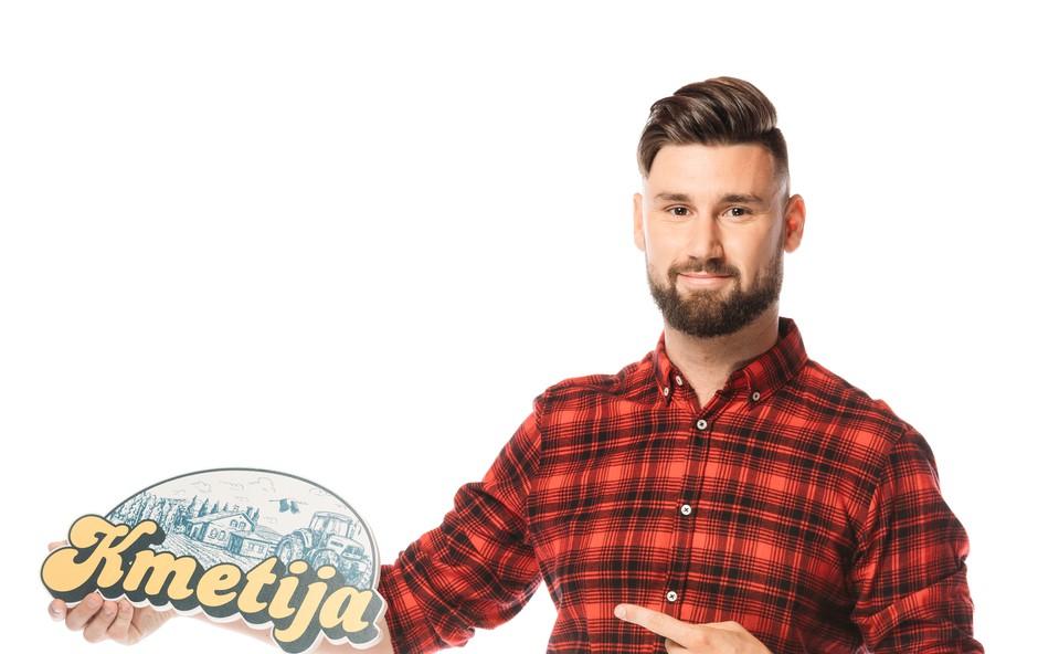 Joel Srbu bi si želel oditi v srbski resničnostni šov Parovi (foto: Pop Tv)