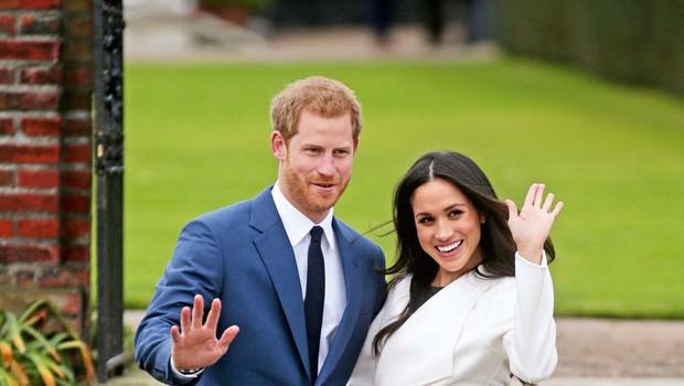 Princ Harry in vojvodinja Meghan: Prijatelji ne smejo komunicirati z mediji (foto: Profimedia)