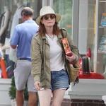 Julianne Moore ima pri 57 letih zavidanja vredne noge (foto: Profimedia)