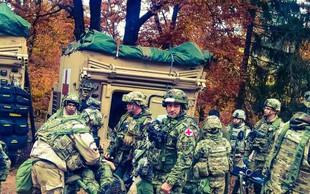 Nemška vojska razburila z oglasi na sejmu videoiger
