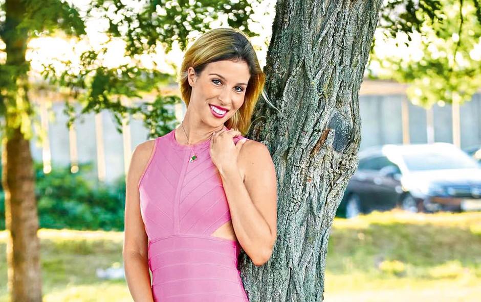 Lea Mederal Gams: Od hostese do televizije (foto: osebni arhiv )