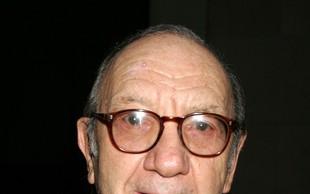 Pri 91ih letih v New Yorku umrl kralj Broadwaya Neil Simon