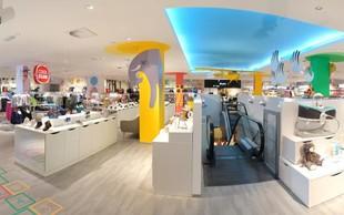 Nov začetek Baby Centra v središču Ljubljane