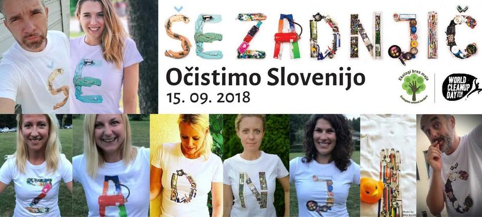 Slovenski blogerji nevede sodelovali v najavi vseslovenske čistilne akcije (foto: Očistimo Slovenijo)
