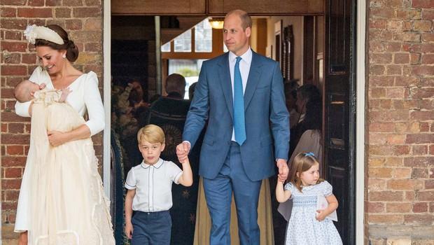 Princ William iskreno o svoji očetovski vlogi (foto: Profimedia)