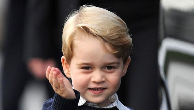 Princ George bo postal prvošolček! Šolnina? Pravo premoženje! (foto: Profimedia)