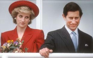 "Princesa Diana o zakonu s princem Charlesom: ""Trije smo bili v tem zakonu in zato je bilo malo gneče."""